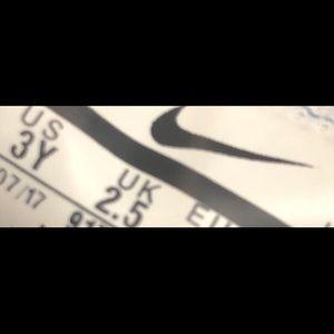 Nike Shoes - 2 Pairs Of Grade School Sz3Y Nike Shoes